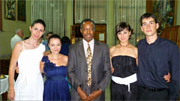 Chamber Ensemble Silhouettes with Dr. Ben Carson